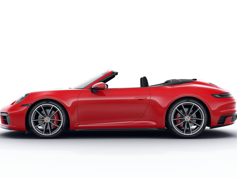2022 Porsche 911 Carrera S Cabriolet – 2