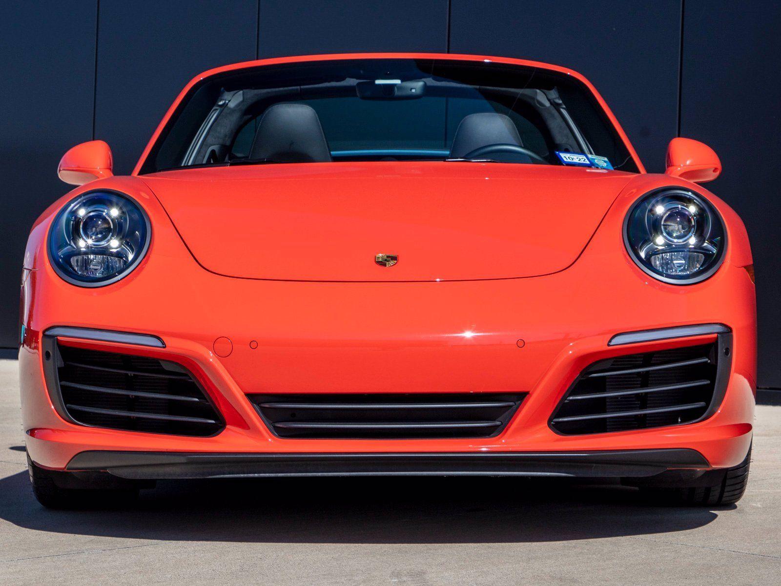 2019 Porsche 911 Targa 4 – 4