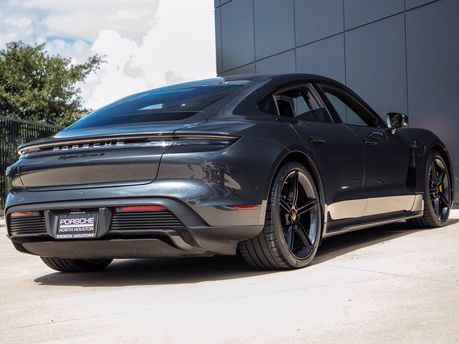 2020 Porsche Taycan Turbo S – 5