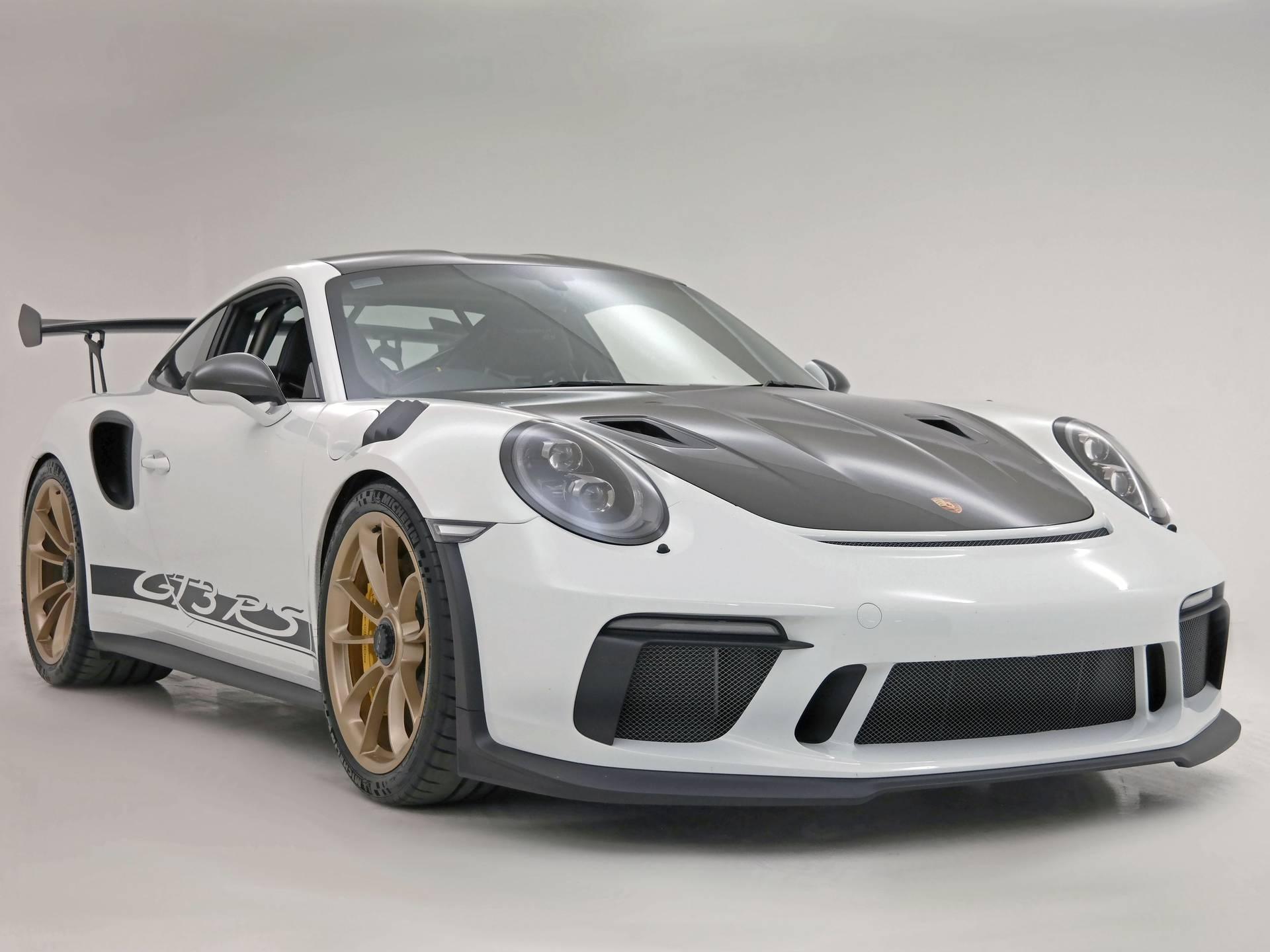 2019 Porsche 911 GT3 RS – 1