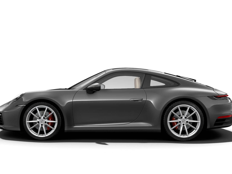 2020 Porsche 911 Carrera S Coupe – 2