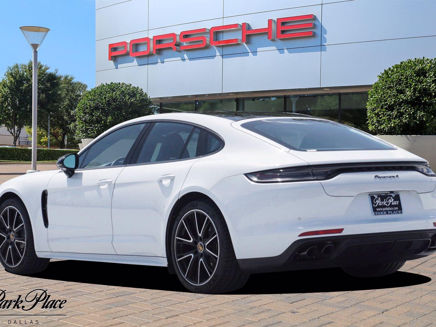 2021 Porsche Panamera 4 – 4