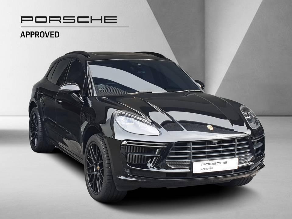 Porsche Macan Turbo – 1