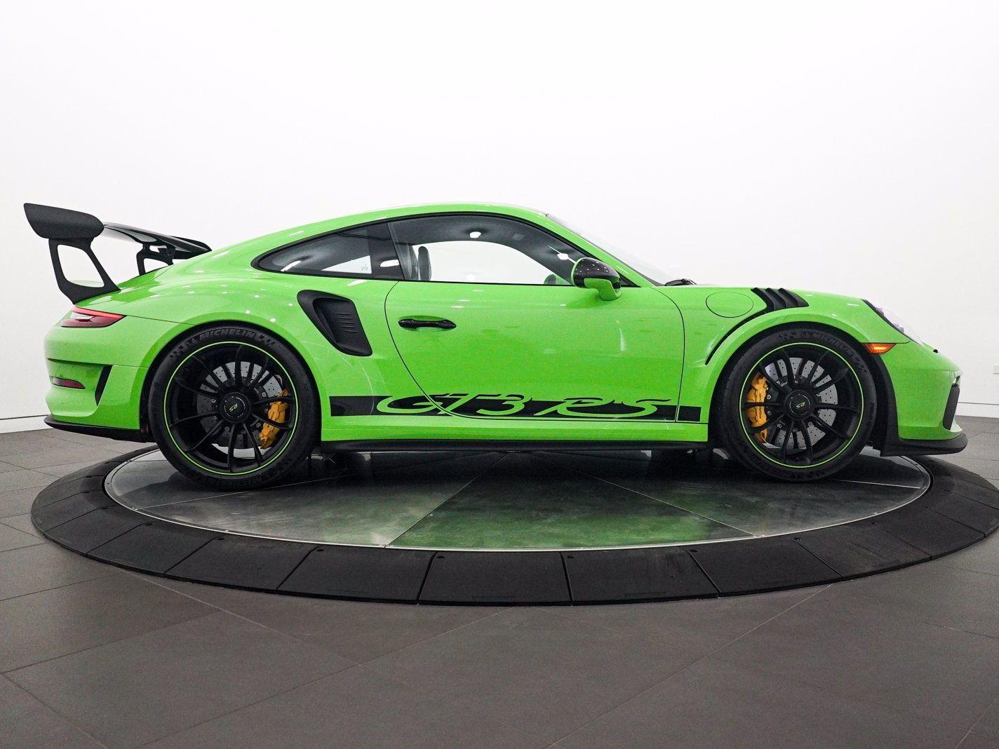 2019 Porsche 911 GT3 RS – 5