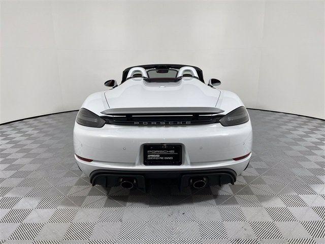 2020 Porsche 718 Spyder – 2