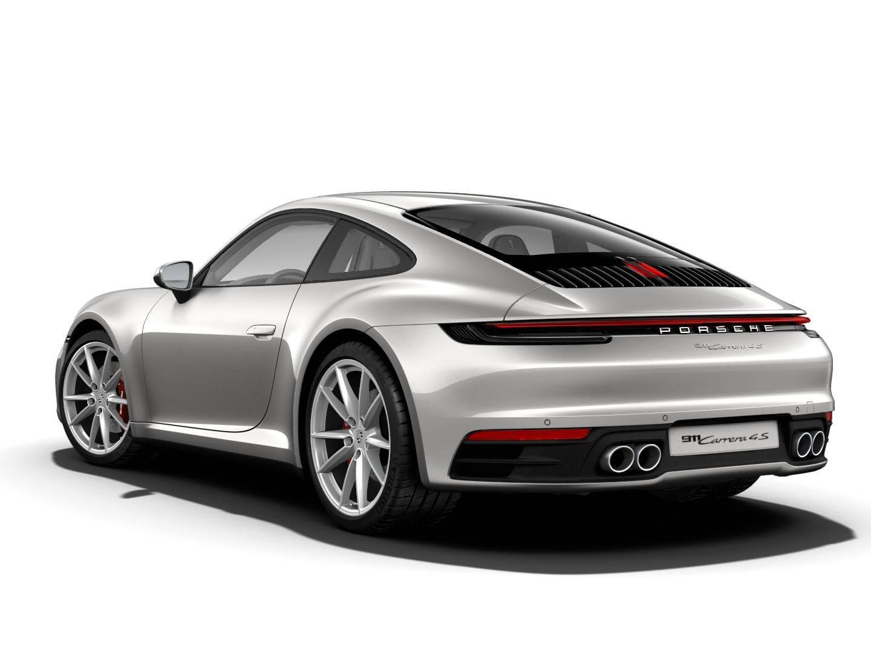 2021 Porsche 911 Carrera 4S – 3