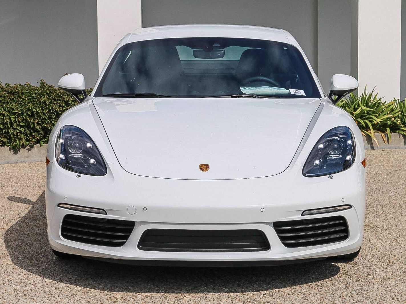 2021 Porsche 718 Cayman – 2